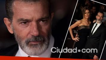 """Antonio Banderas: """"Sufrí un ataque al corazón y me colocaron tres stents"""