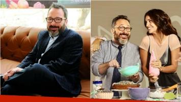 ¡La dieta imposible! Gerardo Rozín contó cómo aumentó de peso por Morfi: