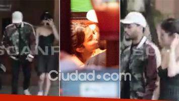 Selena Gomez, enamorada con The Weeknd por las calles de Buenos Aires. (Foto: Grosby Group)