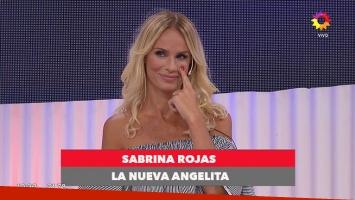 Sabrina Rojas, la nueva panelista de Los Ángeles de la Mañana