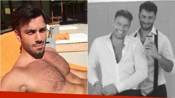 La foto súper hot de Jwan Yosef, el novio de Ricky Martin tomando sol. Foto: Instagram