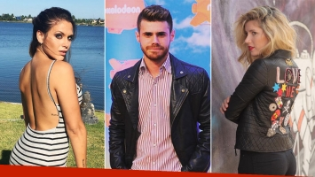 A Soffriti le preguntaron si volvería a salir con Barbie Vélez y Laurita Fernández.