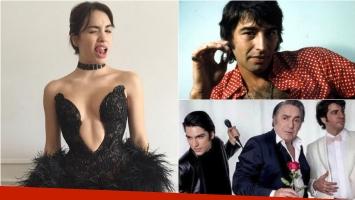 Lali se convertirá en la serie en una actriz y vedette que conquistó a Sandro.