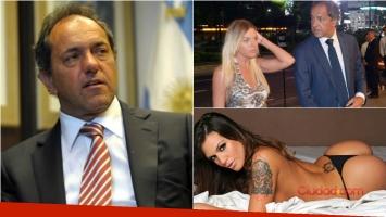 La palabra de Daniel Scioli sobre el escándalo con Gisela Berger y Sofía Clérici: