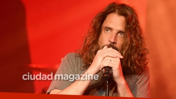 Conmoción en el mundo del rock: a los 52 años, murió Chris Cornell. (Foto: AFP)