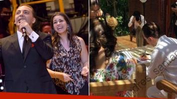 ¡Marido y mujer! Cristian Castro se casó por tercera vez: detalles de su boda secreta con Carol Victoria Urban Flores