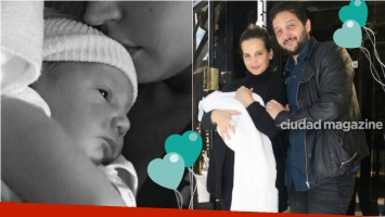 Sabrina Garciarena presentó en Instagram a Beltrán: mirá la foto súper tierna. Foto: Instagram/Movilpress
