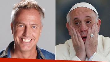 La desopilante traducción al inglés de la noticia de que Marley será padre… ¡que incluyó al Papa!