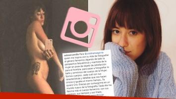 ¡Como Dios la trajo al mundo! El desnudo total de Camila Salazar en Instagram