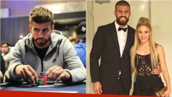 Gerard Piqué perdió 15 mil dólares en el casino durante el casamiento de Messi.