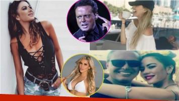 Karina Jelinek confesó que Luis Miguel le sigue escribiendo… ¡pese a estar de novio!: