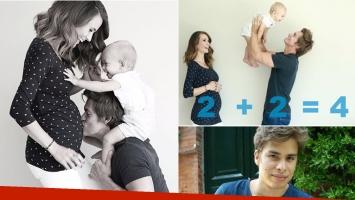 Carlos Baute es papá de Markuss (1) junto a Astrid Klisan, y este año reconoció legalmente a José Daniel (27) como su primogénito. (Fotos: Instagram)