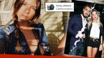 ¡Chica sexy! Los días de soltera de Lucía Celasco en las playas de California
