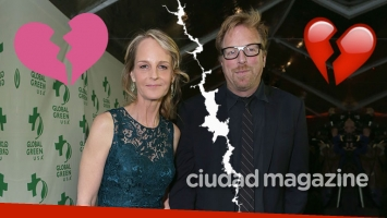 ¡Divorcio en Hollywood! Helen Hunt, separada tras 16 años de amor. (Foto: AFP)