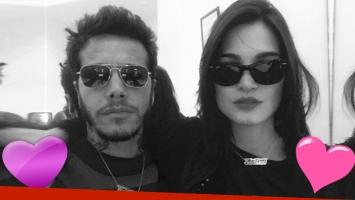 ¡Cuánto amor! El romántico detalle que comparten Sebastián Ortega y Carla Moure