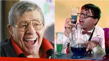 Murió el comediante Jerry Lewis a los 91 años.