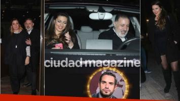 Fabián Doman, infraganti con Tamara Bella, ¡la exnovia de Juan Cruz Sanz, su panelista de Nosotros a la Mañana! (Foto: Movilpress)