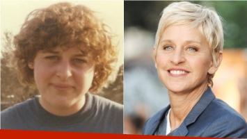 ¡Qué cambio! Ellen DeGeneres mostró una foto suya de adolescente: