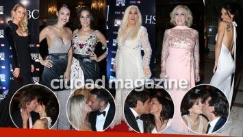 ¡Noche de besos y solidaridad! Celebrities, diosas y parejitas en la gala anual de Fundaleu