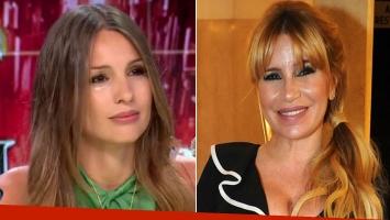 Pampita se ausentará a ShowMatch por la misa de Blanquita: la reemplazará Florencia Peña