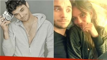 ¡Ni cabida! Agustín Casanova negó los rumores de separación de Sofía González con una romántica foto