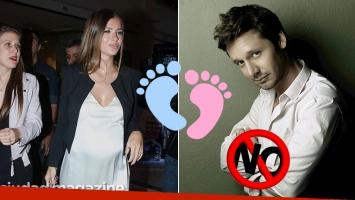 El regaño de Vicuña a la China Suárez, embarazada de cuatro meses