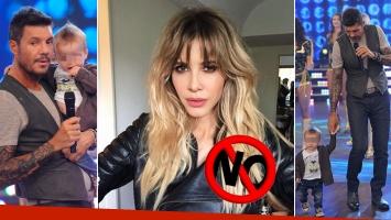 Guillermina Valdés reveló el motivo por el que su hijo Lolo ya no va a ShowMatch.