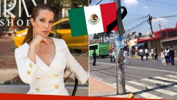 Dramático relato en primera persona de Miriam Lanzoni sobre el terremoto en México
