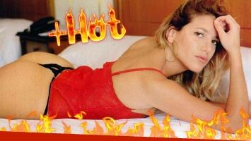 Marian Farjat, diosa soltera en abstinencia. Foto: revista Paparazzi