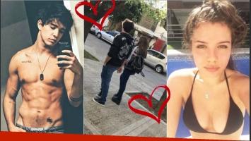 ¡Caminata primaveral y más rumores! La foto de Julián Serrano, de paseo con Malena Narvay, ¿su nueva novia? Foto: Twitter/ Instagram