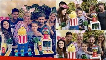 Las fotos del cumpleaños de Titi, el hijo de Nazarena… ¡al que asistieron Barbie Vélez y Lucas Rodríguez!