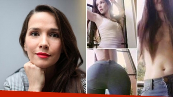 La contundente respuesta de Oreiro a las críticas por el sensual video para su marca de ropa
