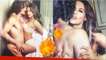¡Un fuego! La producción súper sexy de Pampita con Juan Sorini: