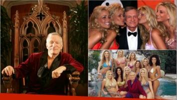 Murió Hugh Hefner, fundador de la revista Playboy, a los 91 años. Foto: Web