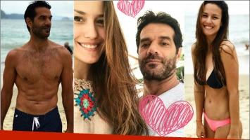 ¡Lomazos playeros! Las románticas vacaciones de Luli Fernández y Cristian Cuneo Libarona en Río de Janeiro. Foto: Instagram