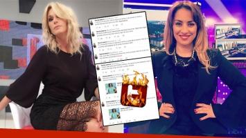 ¡Round 2! Tremendos tweets de Yanina Latorre, tras la pelea con María Julia Oliván.