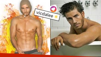 Las fotos ultra sexies de Victorio D'Alessandro que calentaron Instagram