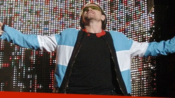 ¡Vamos Argentina! U2 retrasa su show para que el público pueda ver el partido contra Ecuador en el estadio