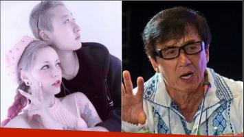 La hija de Jackie Chan se declaró gay: