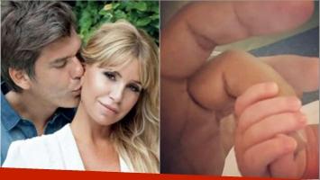 La foto súper tierna de Florencia Peña, a dos días de convertirse nuevamente en mamá: