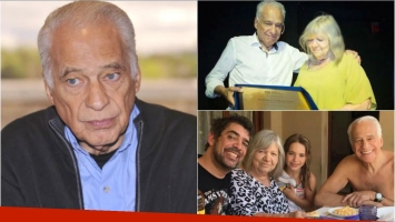 La tristeza de Alberto Cormillot por la muerte de su exmujer: