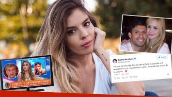 Dalma Maradona aclaró a quién le dedicó su explosivo tweet tras la tremenda respuesta de La Princesita: Primero...
