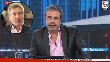 Ari Paluch, acusado de acoso sexual por una microfonista de A24: la palabra de Daniel Vila.
