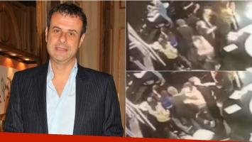 El video de Ari Paluch por el que la microfonista lo acusó de haberle tocado la cola