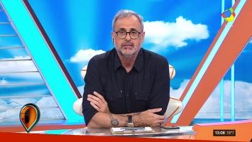 Jorge Rial anticipó que planea retirarse de Intrusos en la 20 temporada