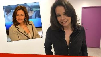 La confesión de Mariana Contartessi, la periodista de América