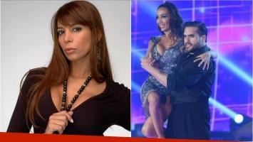 Ximena Capristo, picantísima con Mora Godoy:
