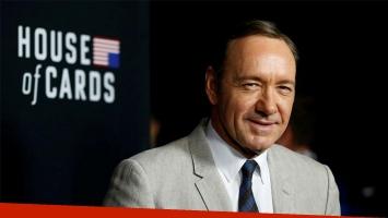 Fuerte ultimátum de Netflix sobre Kevin Spacey: anunció que no producirá House of Cards si el actor continúa en la...