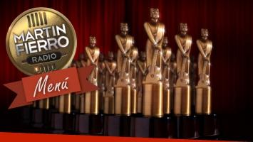 Martín Fierro de Radio 2017: mirá qué van a comer los famosos