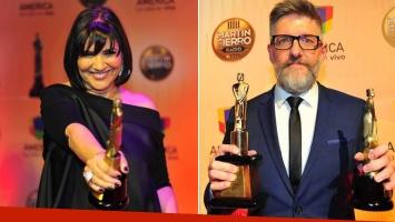 Pamela reveló entre quiénes se disputaba el Martín Fierro de Oro de Radio